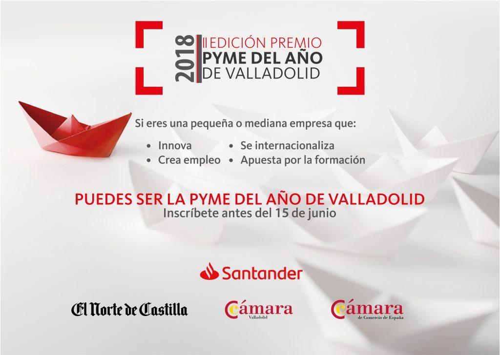 Banco santander y la c mara de comercio de valladolid for Oficina banco santander valladolid