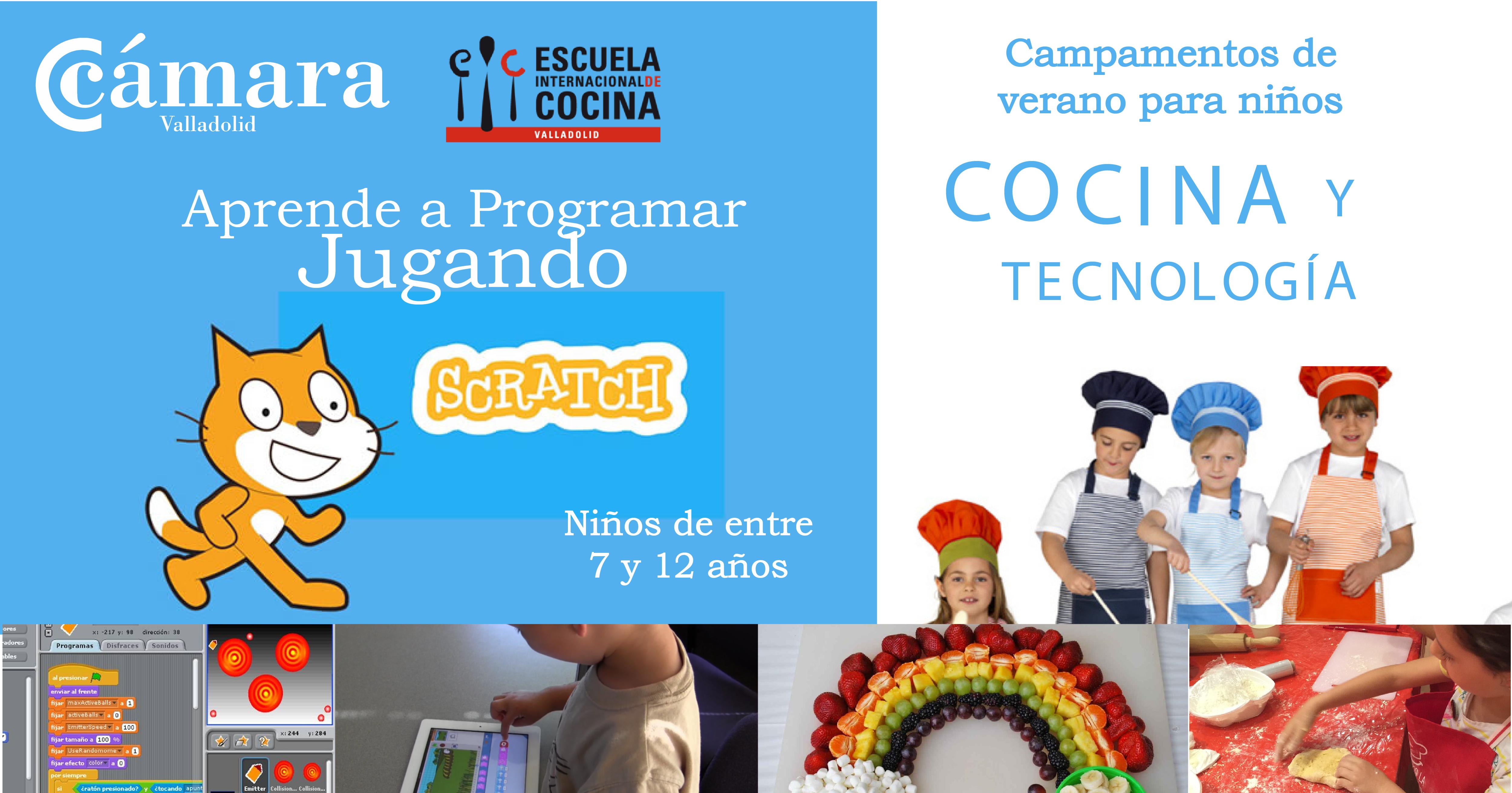 Campamento de verano para niños: Creatividad a través de la cocina y ...