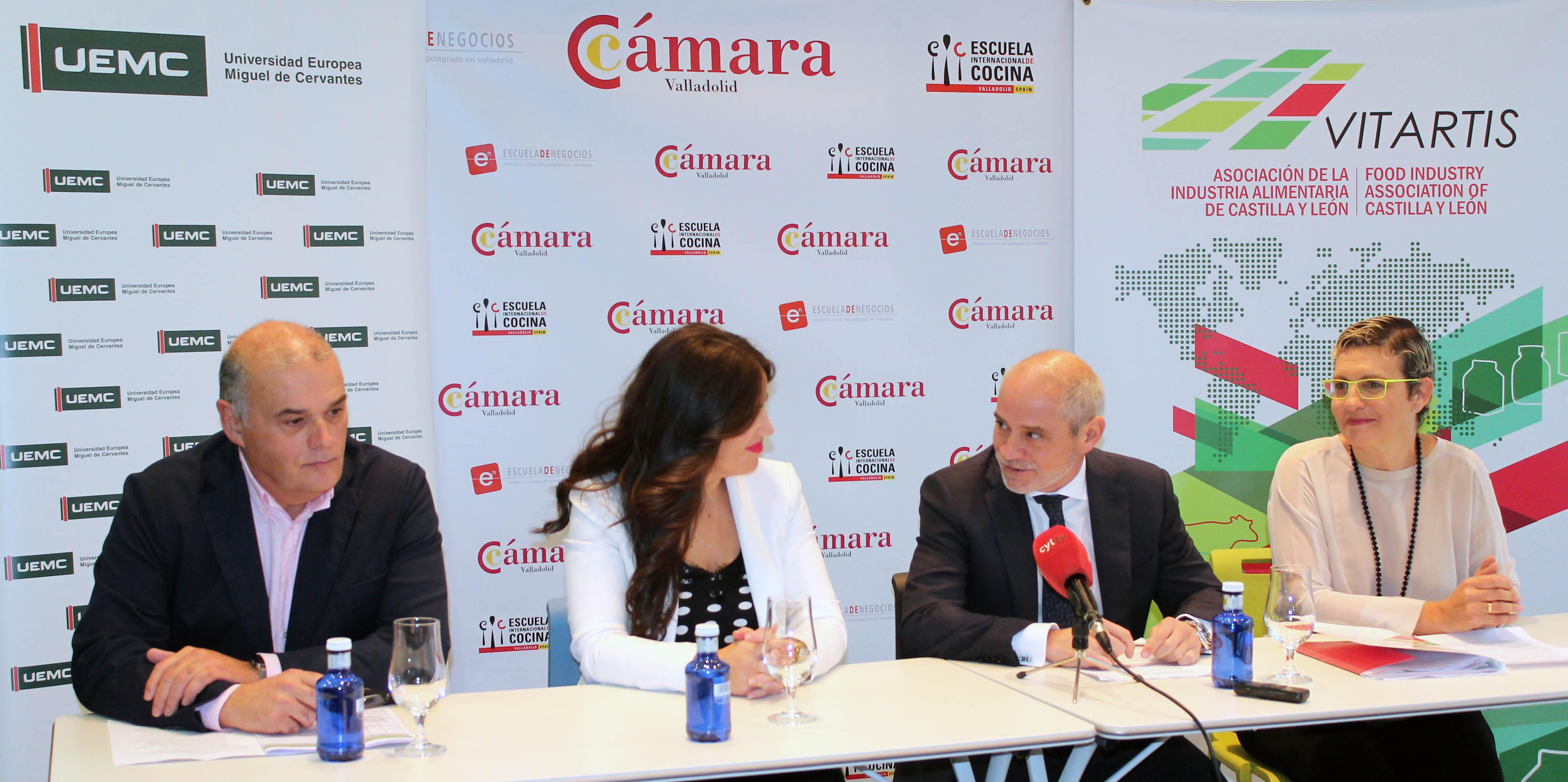 Escuela Cocina Valladolid   La Camara De Comercio De Valladolid Y La Uemc Ponen En Marcha Un